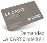 Carte santé fidélité